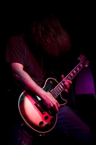 Black Cobra (band) - Jason Landrian