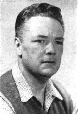J. Francis McComas circa 1954
