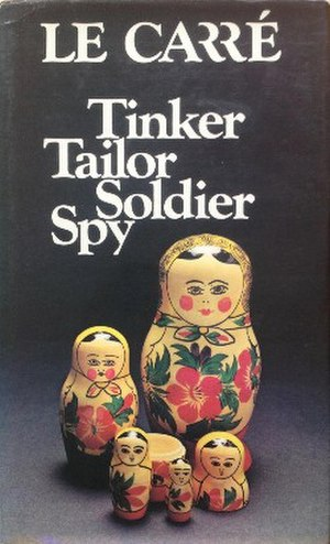 Tinker Tailor Soldier Spy - First UK edition
