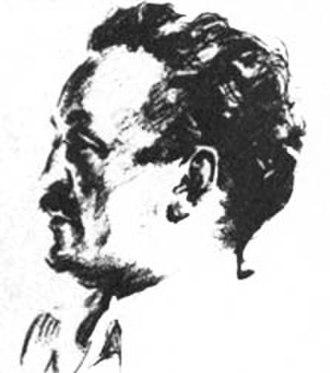 J. P. McEvoy - J.P. McEvoy by James Montgomery Flagg