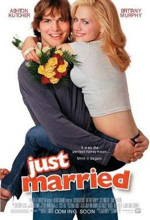 Just Married - Theatrical release poster