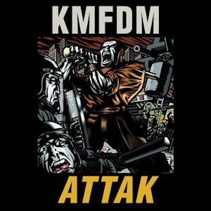Attak - Image: KMFDM Attak