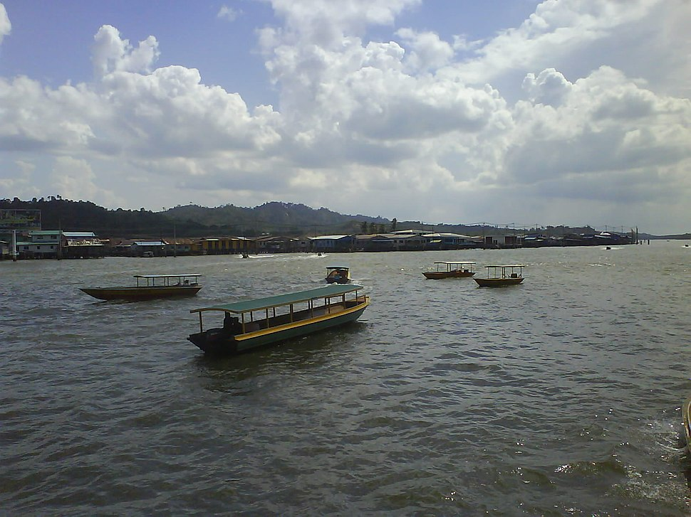 Kampong Ayer Sungei Brunei