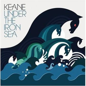 Under the Iron Sea - Image: Keane Iron Sea