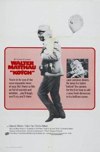 Kotch - Promotional poster