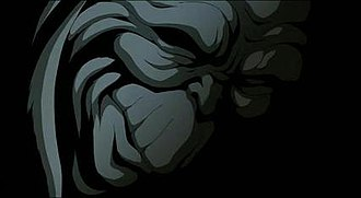 Vampire Hunter D - The symbiote that resides in D's left hand