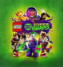 Lego DC Super-Villains - Wikipedia