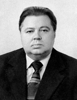 Lev Voronin - Image: Lev Voronin (Russian official)