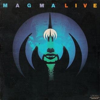 Live/Hhaï - Image: Live Hhaï Magma