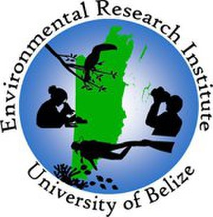 University of Belize - The logo of the Environmental Research Institute