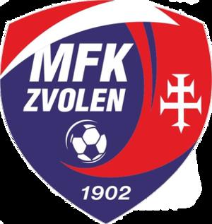 MFK Lokomotíva Zvolen - Image: Lokomotiva zvolen