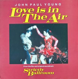Love Is in the Air (song) - Image: Love is in the Air 1992 by JPY
