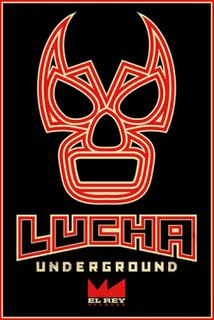 <i>Lucha Underground</i> American professional wrestling promotion and TV series