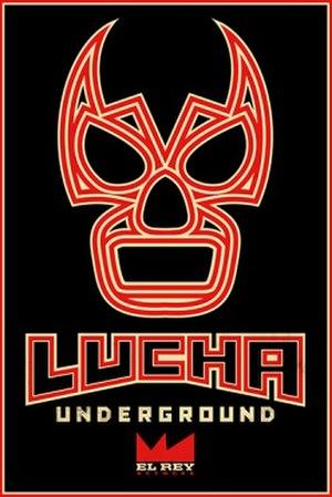 Lucha Underground - Image: Lucha Underground Logo