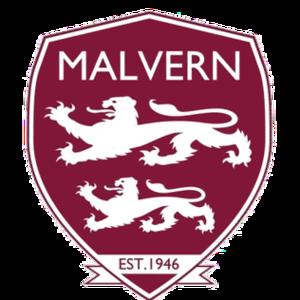 Malvern Town F.C. - Image: Malvern Town FC logo