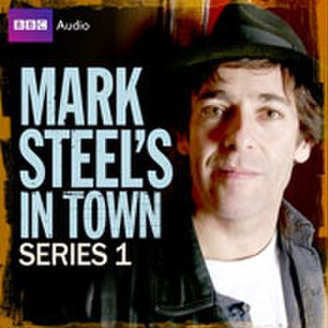 Mark Steel's in Town - Image from the downloadable version of the first series of Mark Steel's in Town.