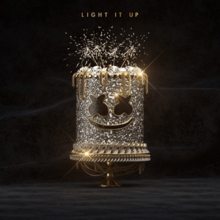 Marshmello, Tyga and Chris Brown - Light It Up.png