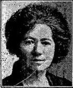Maria Gordon - May Ogilvie Gordon