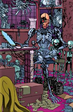 Image result for robot master marvel