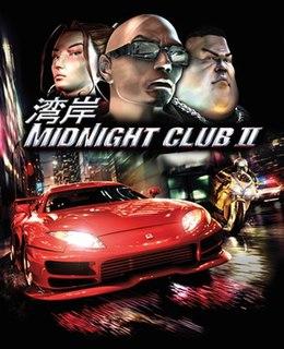 <i>Midnight Club II</i>