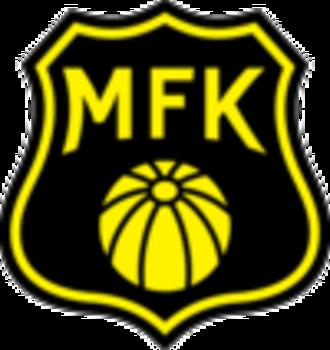 Moss FK - Moss FK logo
