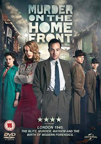 Murder on the Home Front - Image: Murderonthe Home Front DVD