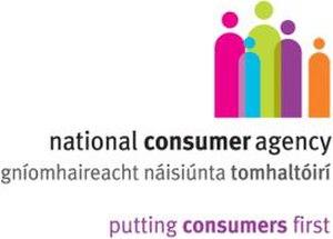 National Consumer Agency - Image: NCA bilingual logo