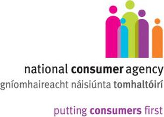 National Consumer Agency - Image: NCA bilingual logo