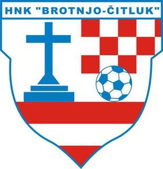 NK Brotnjo - Grb NK Brotnjo