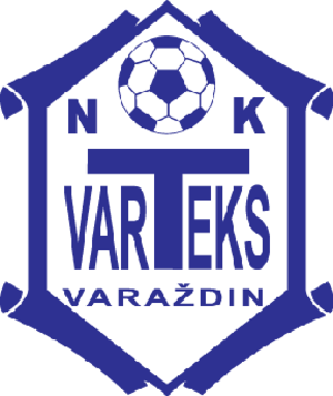 NK Varaždin (1931–2015) - Logo as NK Varteks