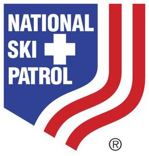 National Ski Patrol - Image: NSP Logo White Cross