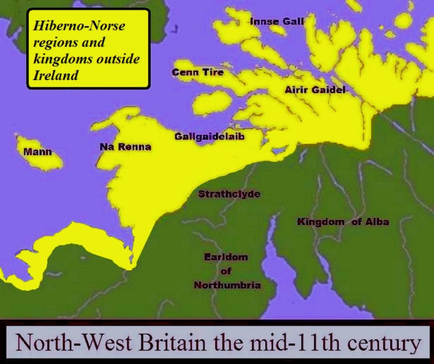 NW Britain 11th cent