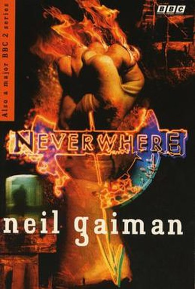 Picture of a book: Neverwhere