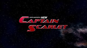 Gerry Anderson's New Captain Scarlet - Gerry Anderson's New Captain Scarlet title screenshot