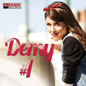 1 (Demy album) - Image: Number 1 cover
