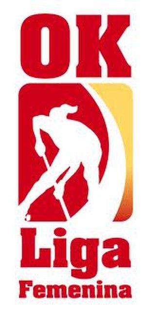 OK Liga Femenina - Image: OK Liga Femenina logo