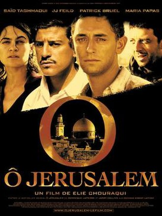 O Jerusalem (film) - Image: O jerusalem poster