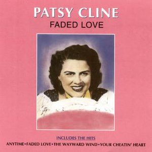 Faded Love (album) - Image: Patsy Cline Faded Love