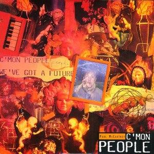 C'Mon People - Image: Pm cmonpeople