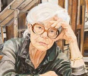 Myfanwy Pavelic - Image: Portrait of Myfanwy Pavelic