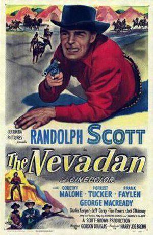 The Nevadan - Image: Poster of The Nevadan