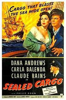 <i>Sealed Cargo</i> 1951 film by Alfred L. Werker
