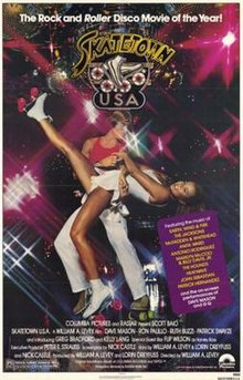 Poster of the movie Skatetown, USA.jpg