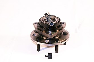 Wheel hub assembly - Common wheel hub assembly