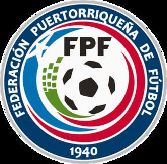 Puerto Rico national football team - Image: Puerto Rican Football Federation