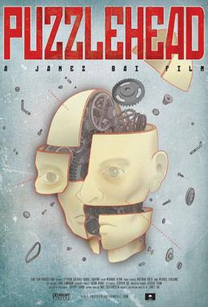 Puzzlehead - Theatrical release poster
