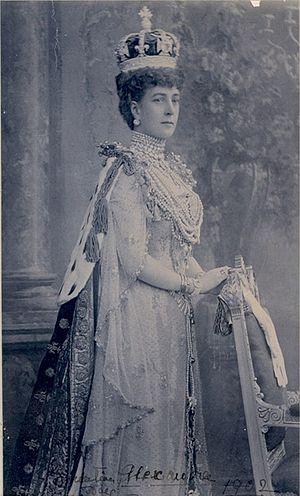 Queen Alexandra -3