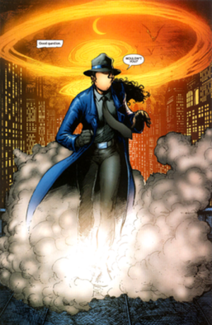 Renee Montoya - Image: Question (Renee Montoya)