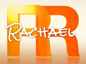 Rachael Ray (talk show) -  Logo used in its fifth season.