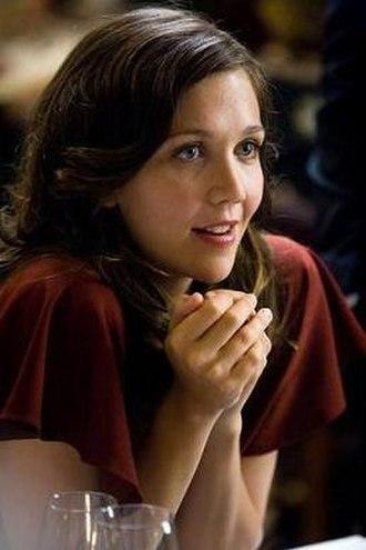 Rachel Dawes - Maggie Gyllenhaal as Rachel Dawes in The Dark Knight (2008)